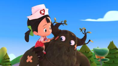 Cleo y Cuquín - ¡No te rasques!