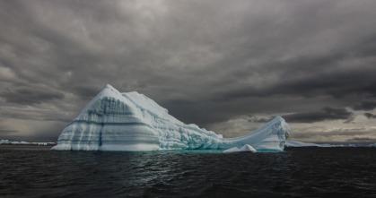 Antártida, un mensaje de otro planeta