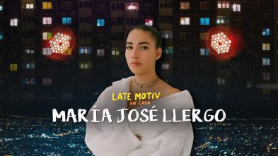 Late Motiv - María José Llergo