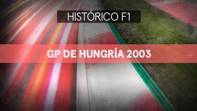 Carreras Históricas F1 - GP Hungría 2003
