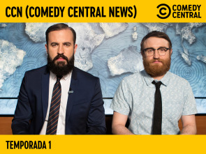 CCN (Comedy Central News) - Trabajo