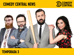 CCN (Comedy Central News) - Fobias y tocs