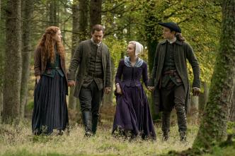 Outlander - Para el camino