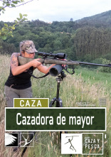 Cazadora de mayor