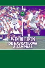 Wimbledon, de Navratilova a Sampras