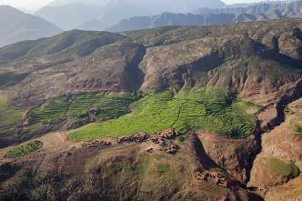 Marruecos desde el aire