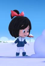 Cleo y Cuquín - Juegos helados