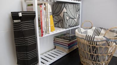 Customiza tu espacio - Zona de la lavadora en la cocina