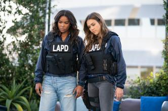 L.A.'s Finest. Policías de Los Ángeles