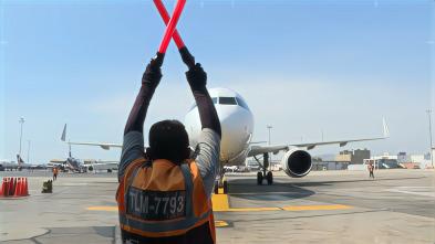 Alerta Aeropuerto 6: Perú y Brasil