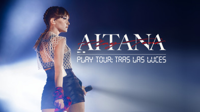 Aitana. Play Tour: Tras las luces