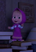 Las historias espeluznantes de Masha - Los niños miedosos y las rimas de Navidad