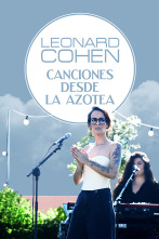 Canciones desde la azotea - Leonard Cohen