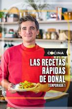 Las recetas rápidas de Donal