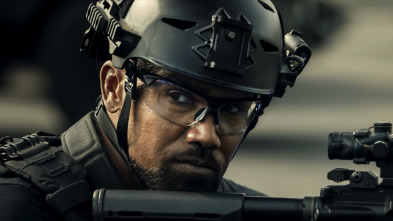 S.W.A.T.: Los hombres de Harrelson - El hombre de Mano Negra