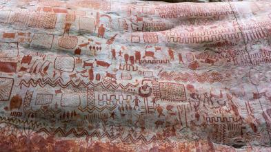 Amazonas, el mundo perdido - Los primeros pobladores