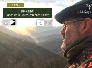 De Caza: Batida en O Courel con Michel Coya