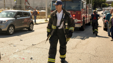Chicago Fire - Abróchate el cinturón