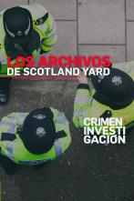 Los archivos de Scotland Yard