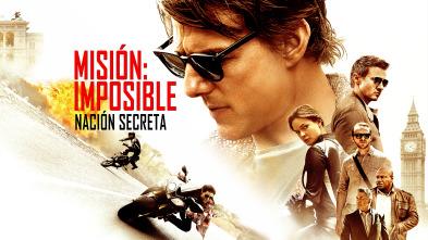 Misión: Imposible. Nación secreta