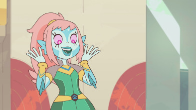Cleopatra en el espacio - ¡Sorpresa!