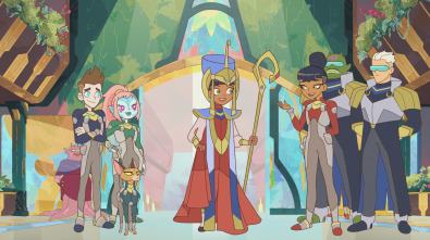 Cleopatra en el espacio - La Faraona aprendiz