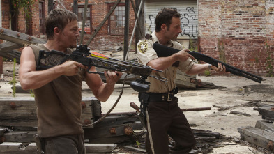The Walking Dead - Chicos