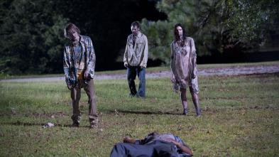 The Walking Dead - El dedo en el gatillo