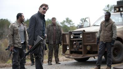 The Walking Dead - Bienvenidos a las tumbas