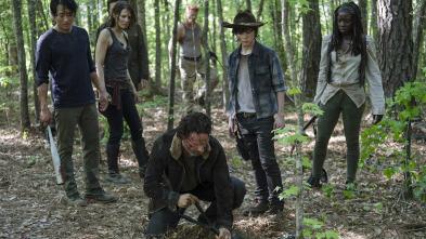 The Walking Dead - No hay Santuario