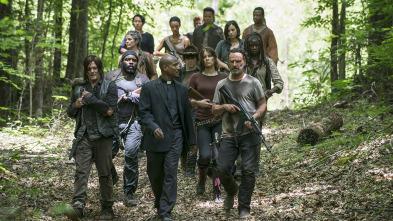 The Walking Dead - Desconocidos