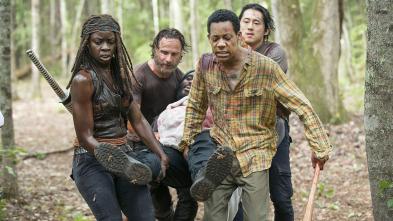 The Walking Dead - Lo que pasó y lo que está ocurriendo