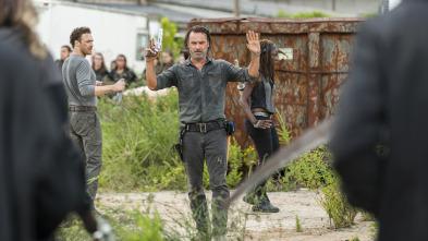 The Walking Dead - Piedra en el camino