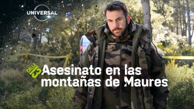 Asesinato en las montañas de Maures