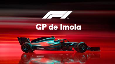 Mundial de Fórmula 1 - GP de Imola: Carrera