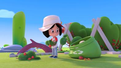 Cleo y Cuquín - El misterio de las verduras
