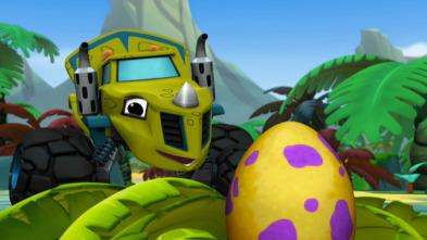 Blaze y los Monster Machines - Zeg y el huevo
