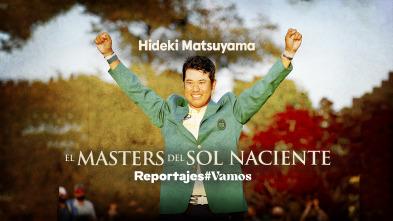Hideki Matsuyama. El Masters del Sol Naciente