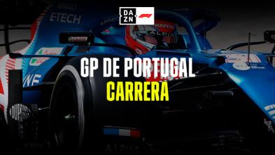 Mundial de Fórmula 1 - GP de Portugal: Carrera
