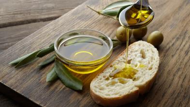 ¿Cómo se elabora? - Queso en polvo, bizcocho de soletilla y aceite de oliva