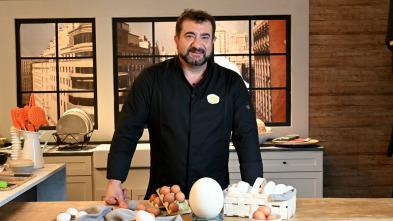 Escuela Canal Cocina - Huevos 1