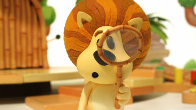 Raa Raa, el león ruidoso - Boing-boing