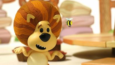 Raa Raa, el león ruidoso - Raa Raa tiene hipo