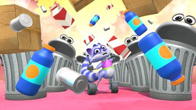 Blaze y los Monster Machines - ¡Poder de reciclaje!