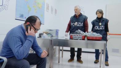 Alerta Aeropuerto 8: Roma - Bendito traficante
