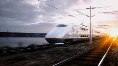 ¿Cómo lo haríamos hoy? - Ferrocarril transcontinental
