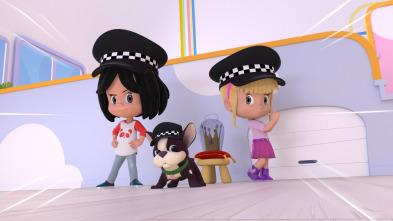 Cleo y Cuquín - Polis y ladronzuelos