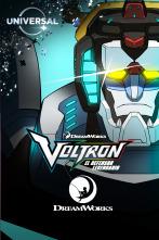 Voltron: El defensor legendario
