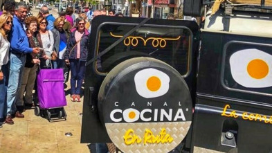 Canal Cocina en ruta - Huelva