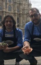 Canal Cocina en ruta - Santiago de Compostela